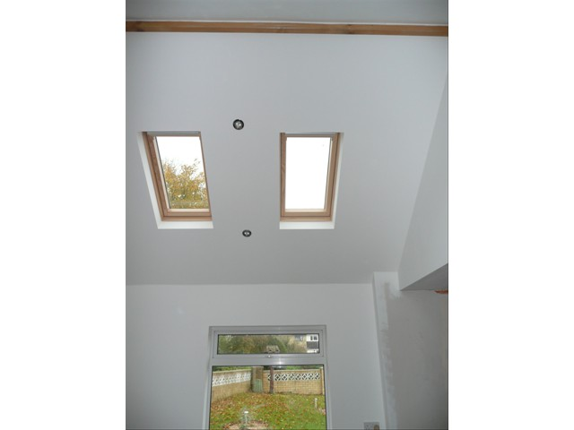 Amesbury Pitched Roof Extension by Chris Dodds