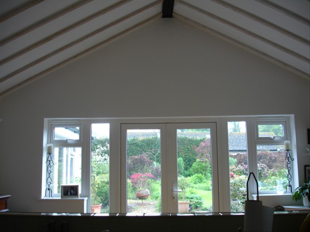 Upper Chute Near Andover Pitched Roof Extension By Chris Dodds
