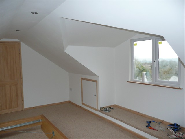 Amesbury Loft Conversion